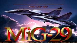 MiG-29: Deadly Adversary of Falcon 3.0 (PC/DOS) 1993, Spectrum Holobyte