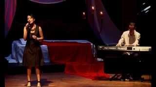 """Firasat"" (live) - Dewi Lestari (vocals) & Reza Gunawan (digital piano)."