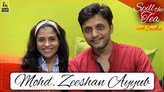 Zeeshan Ayyub Interview | Article 15, Zero, Raees | Spill The Tea with Sneha | Film Companion