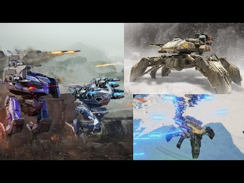 TOP 10 Mech Games Android/ios