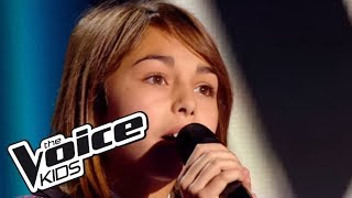The Voice Kids 2014 | Carla - Eblouie par la nuit (Zaz) | Blind Audition