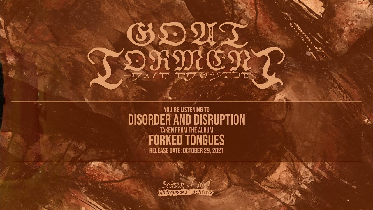 Goat Torment - Disorder and Disruption (official audio) 2021