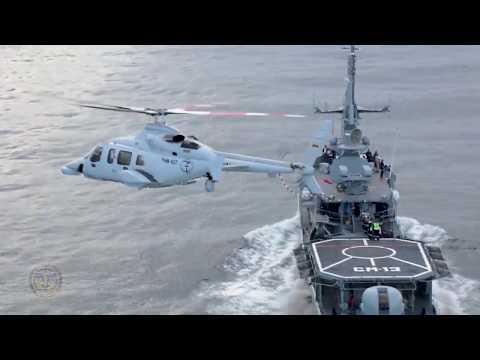 Armada del Ecuador  - Guayaquil a Toda Vela 2018