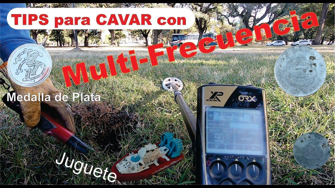 Detector ORX de XP - Algunos hallazgos - Medalla de Plata - TIPS para decidir CAVAR, o NO!