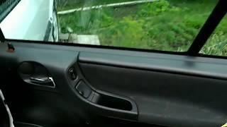 Ремонт косы задней пассажирской двери Опель часть 1