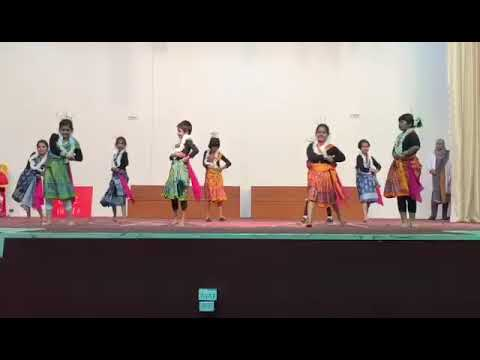 Live Performance By Numaya At International Indian School
