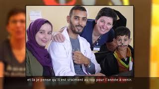 Mai 2018 - Maroc - Interview Vanina Decelle