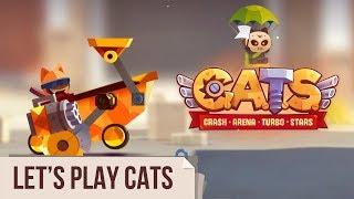 Cats Crash Arena Best Upgrades