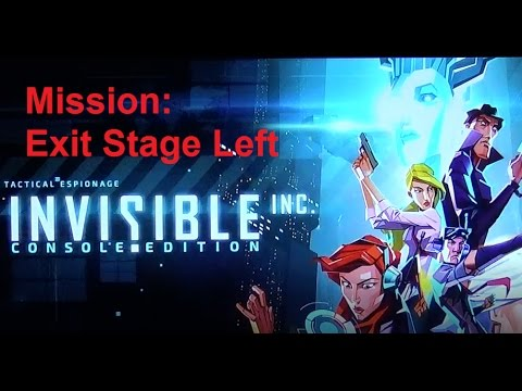 Invisible potatos mission exit stage left youtube - Mission invisible ...