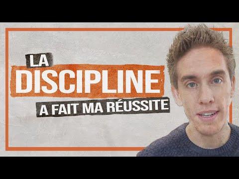 Voici pourquoi DISCIPLINE = SUCCÈS ! - Comment atteindre ses objectifs facilement