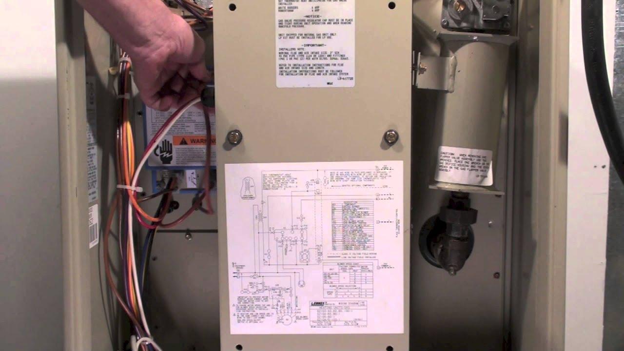 hight resolution of lennox pulse ignition failure