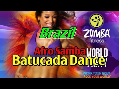 Zumba Fitness World Party | Batucada Dance | 100%