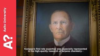 Gustaf Komppa, Game Changer in chemical industry - kemianteollisuuden muutoksentekijä