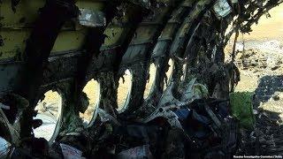 Смотреть видео Молния, огонь, чемоданы. Почему в самолете погибло так много людей? онлайн