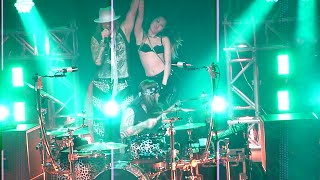 Steel Panther - Asian Hooker ( Live Paris Olympia France 17 03 2015 ) HD