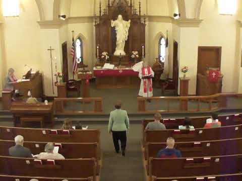 St Peters Lutheran Church Rockwell IA 052018 Part 1