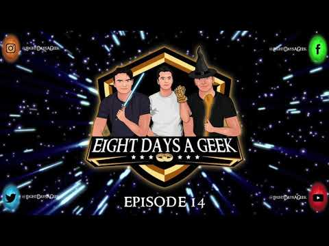 Eight Days A Geek - Ep.14 - Game Of Thrones - Season Two - But...Don't You Already Live Here?