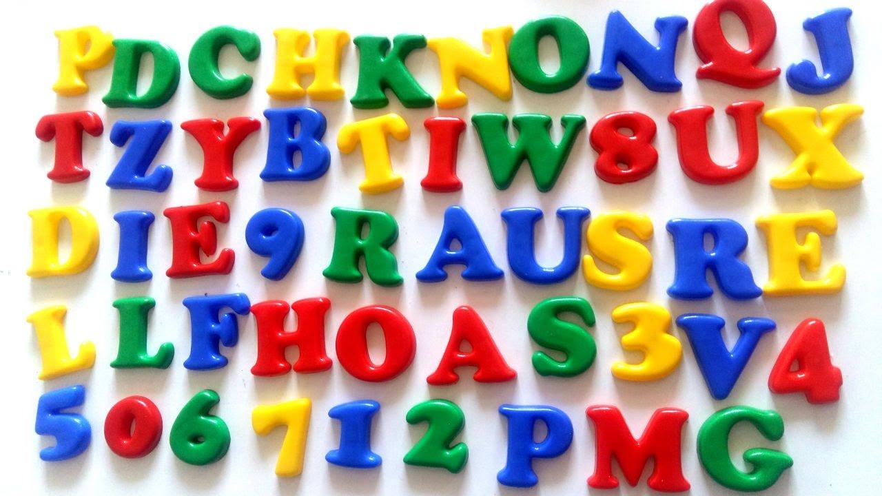 Learn Alphabet abcdefghijklmnopqrstuvwxyz Alphabets A to Z
