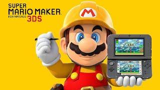 Super Mario Maker 3DS - Full Challenge Mode Walkthrough (All Medals)