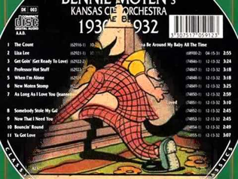 Bennie Moten's Kansas City Orchestra - Somebody Stole My Gal - 1930