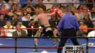 Daniel Ponce De Leon VS Rey Bautista