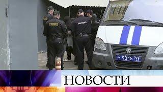 В Москве в суд доставлена женщина, которая оставила в поликлинике свою маленькую дочь.