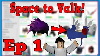 Space Hair to Valkyrie Helm - Ep. 1 - Roblox Trading Series
