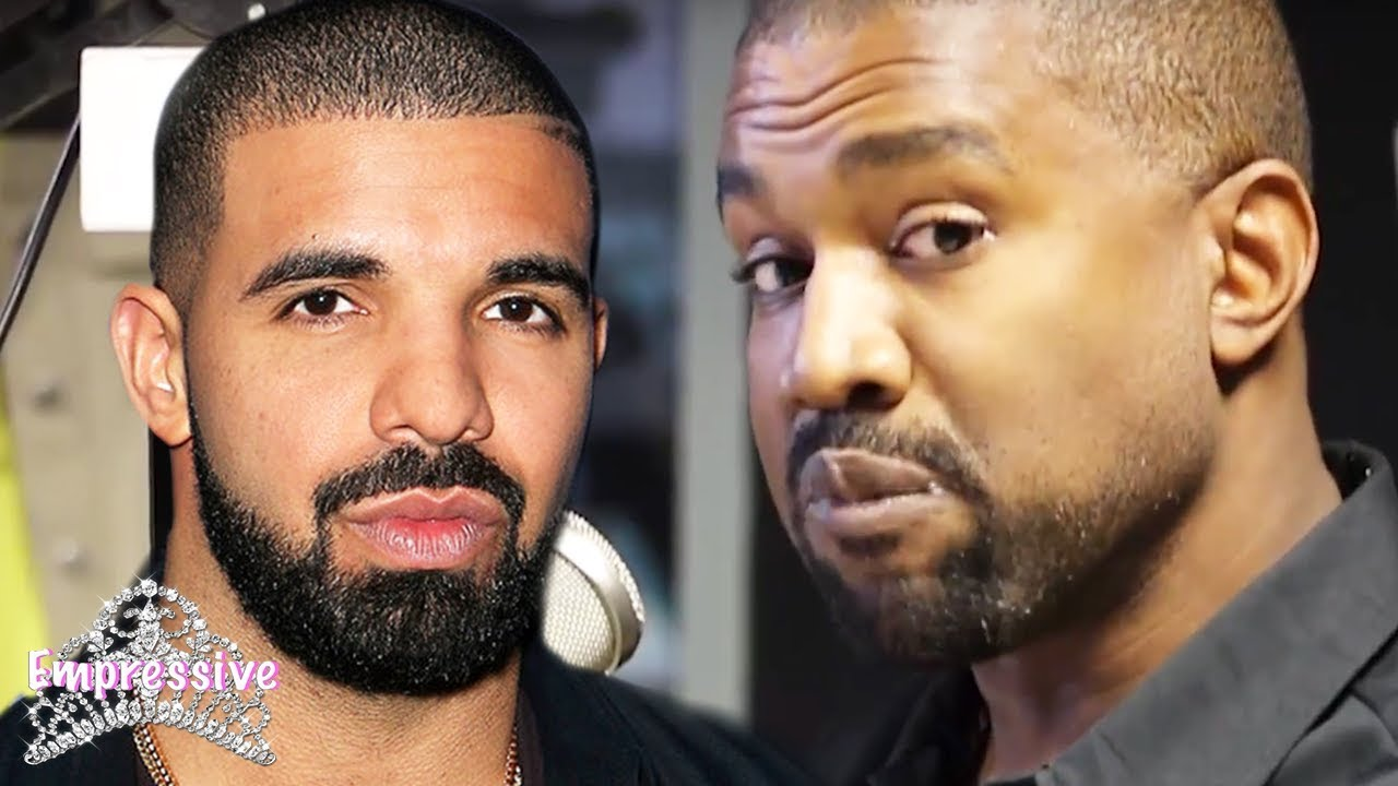 Kanye West Apologizes To Drake On Twitter & Insists He Didn't Leak His Baby News To Pusha T