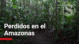 Perdida en el amazonas pelicula