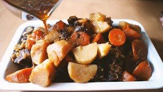 Instant Pot - Galbi Jjim - Korean Braised Beef Ribs