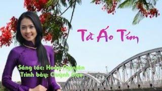 Tà Áo Tím - Hoàng Nguyên - Tiếng hát Quỳnh Dao