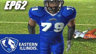 DROPPED ON THE CAKES - EASTERN ILLINOIS DYNASTY - NCAA FOOTBALL EP62