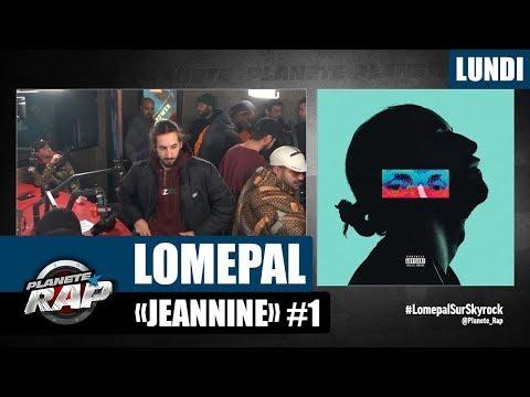Planète Rap - Lomepal 'Jeannine' #Lundi