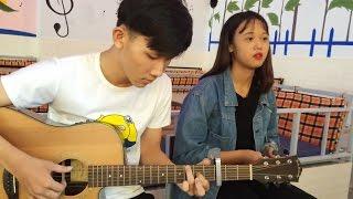 [Guitar Cover] Vết Mưa - Thúy Quỳnh