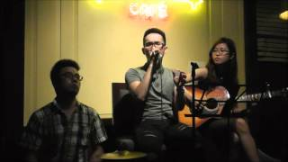 Fly me to the moon - Minh Hiếu, guitar Nhật Linh - Bella Vita Bar & Cafe