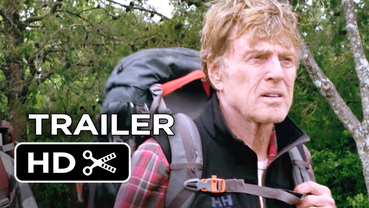 A Walk In The Woods Official Trailer 1 2015 Nick Offerman Emma Thompson Movie Hd Youtube