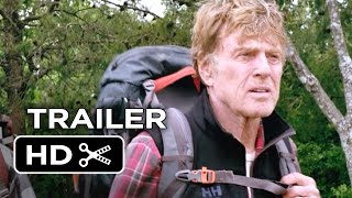 a walk in the woods official trailer 1 2015 nick offerman emma thompson movie hd