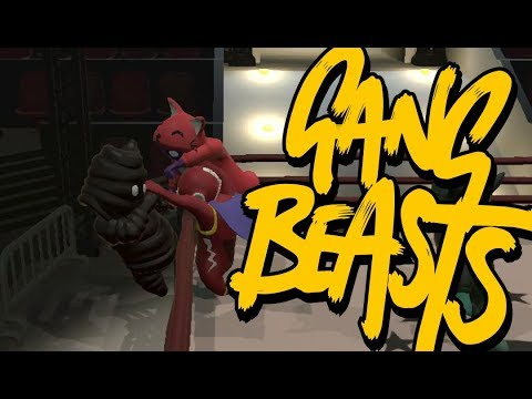 Contain The Poopman Gang Beasts 9 Doovi