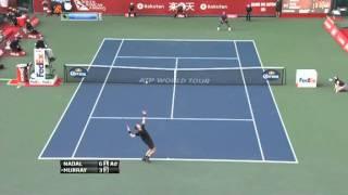 Murray   Nadal 2011 Highlights