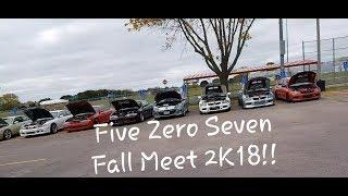 Five Zero Seven Fall Meet 2K18