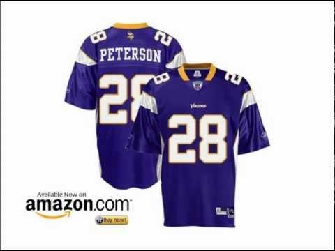 Adrian Peterson Minnesta Vikings Jersey