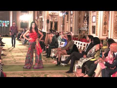 Part2 of 2 Pakistan Fashion Week at the Lancaster House London 21st may 2017