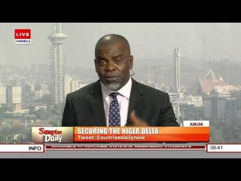 Sunrise: Securing The Niger Delta -- Patrick Okigbo Pt.1