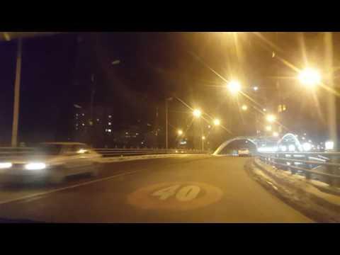 Tabriz - Iran | Night Drive | Eastern Side of the City | Housse de Racket - Le Rayon Vert