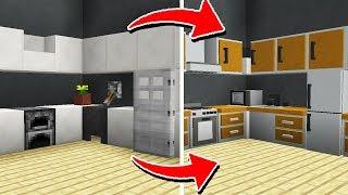 відео майнкрафт як зробити кухню без модов