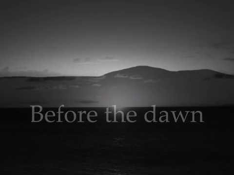 Before The Dawn  Evanescence Lyric