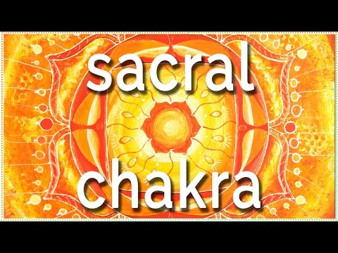Sleep Chakra Meditation Music | Sacral Chakra Balancing and Healing Music | Deep Sleep Meditation