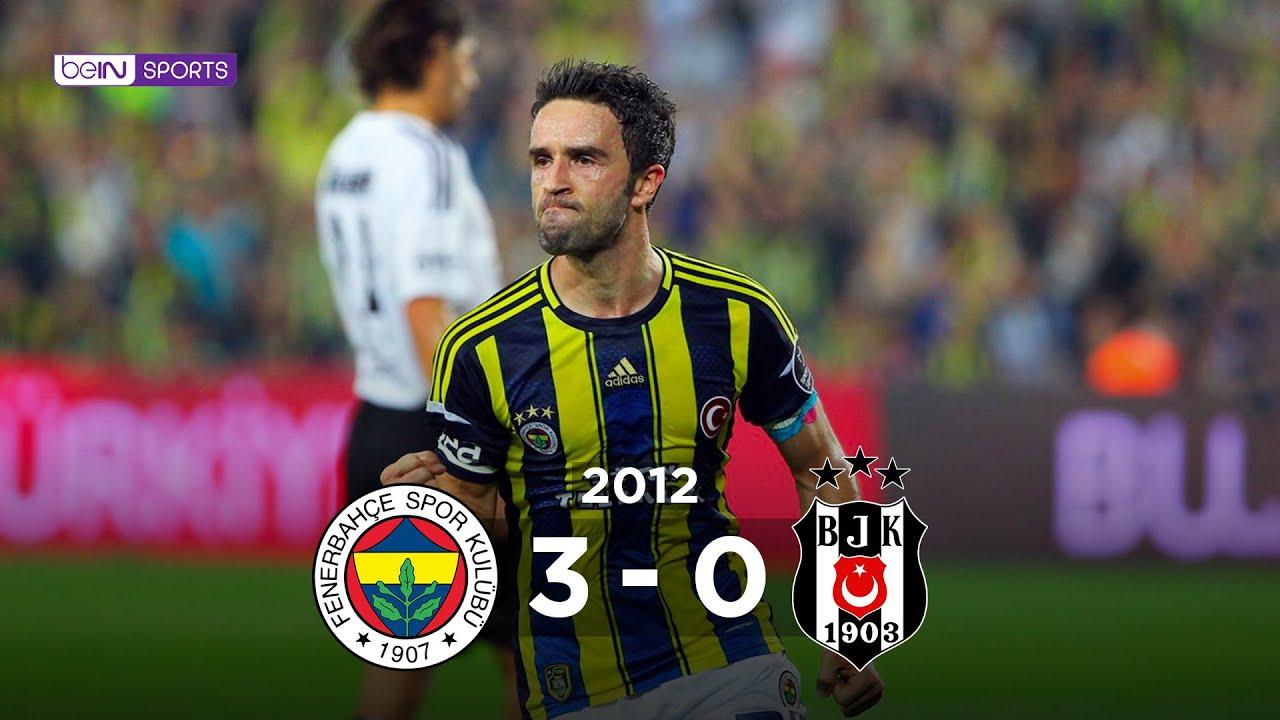07.10.2012 | Fenerbahçe-Beşiktaş | 3-0