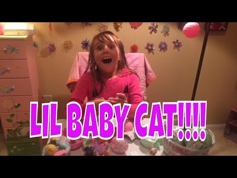 LOL Surprise Doll LiL BaBy CaT!!!!