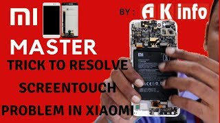 Xiaomi Redmi Y1 Touch Screen Not working Problem Resolve | Touch Screen Repair Tutorial@Yunus Sir